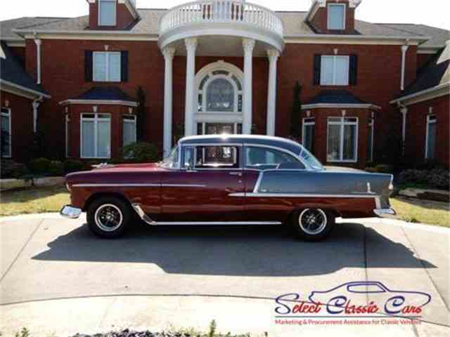 Picture of '55 Bel Air - NOFE
