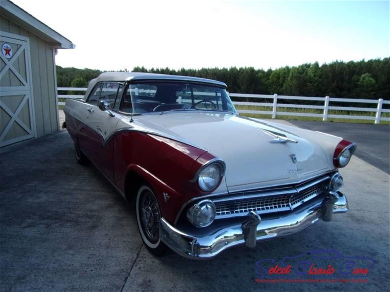 Large Picture of 1955 Skyliner located in Hiram Georgia - $55,000.00 Offered by Select Classic Cars - NOFH