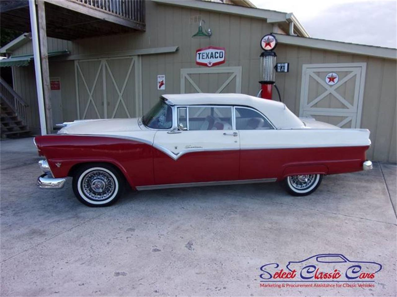 Large Picture of '55 Skyliner - NOFH