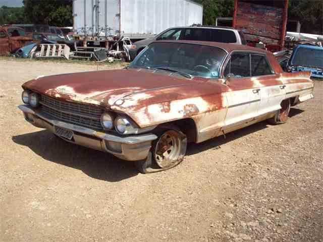 Picture of Classic '62 Sedan DeVille located in Denton Texas - $3,495.00 Offered by  - NOFU