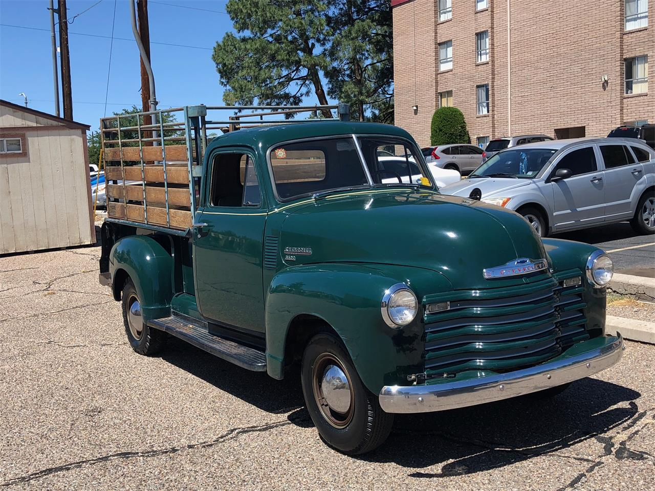 For Sale 1951 Chevrolet Pickup In Albuquerque New Mexico