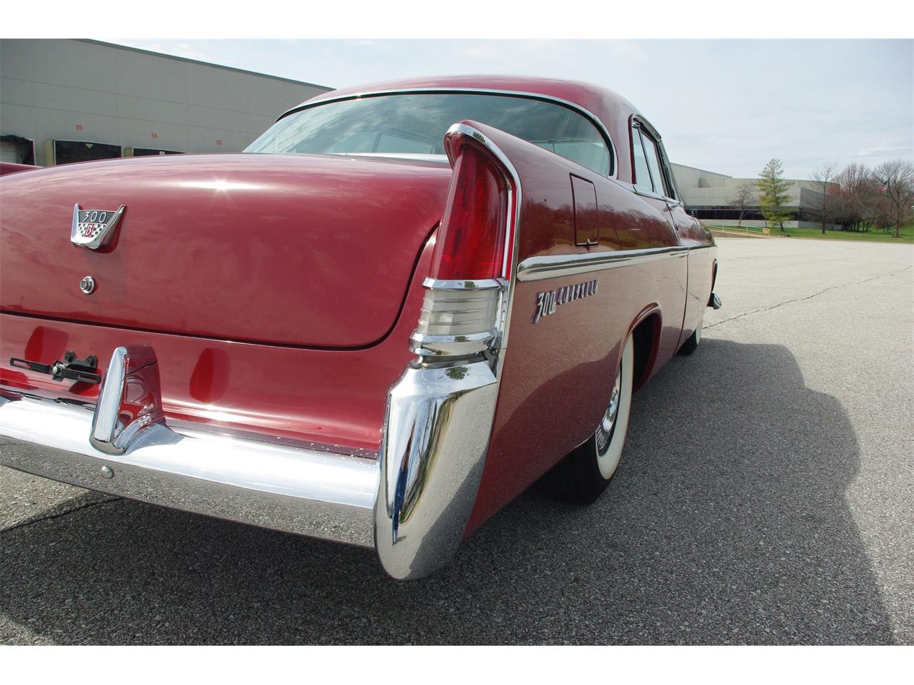 Large Picture of Classic 1956 Chrysler 300 located in Missouri Offered by a Private Seller - NOG4