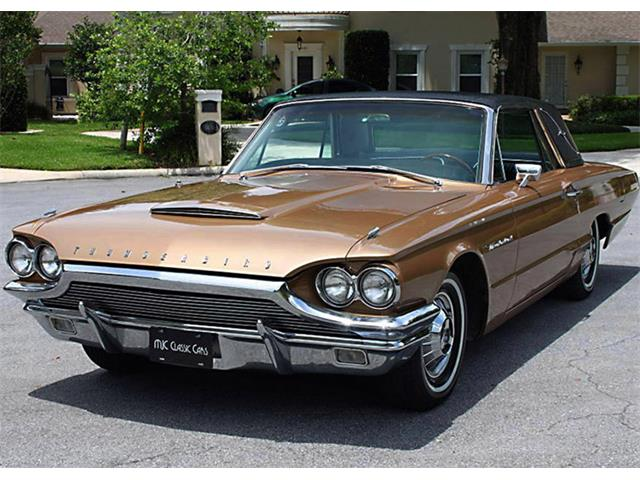 Picture of '64 Thunderbird - NOG5