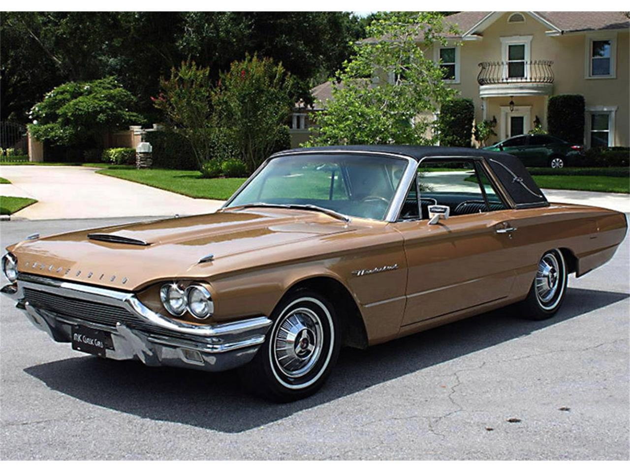 Large Picture of 1964 Thunderbird - NOG5