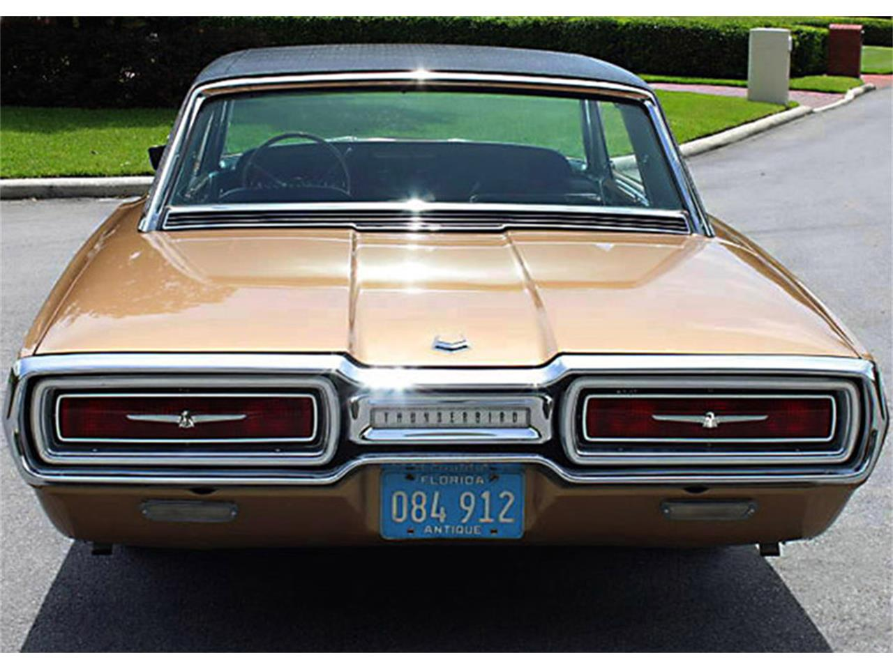 Large Picture of '64 Ford Thunderbird located in Florida Offered by MJC Classic Cars - NOG5