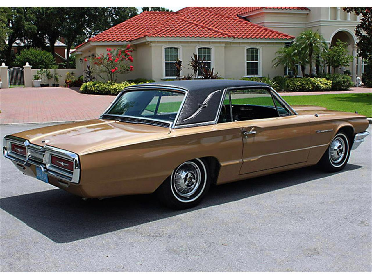 Large Picture of Classic 1964 Ford Thunderbird - $24,500.00 - NOG5