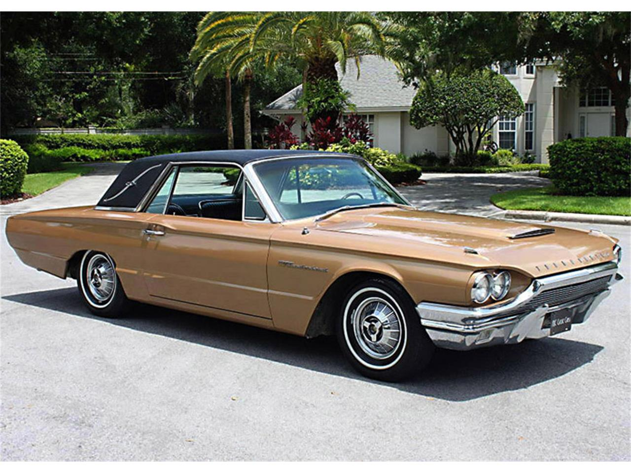 Large Picture of '64 Thunderbird Offered by MJC Classic Cars - NOG5