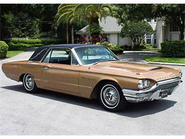 Picture of Classic '64 Thunderbird located in Florida Offered by MJC Classic Cars - NOG5