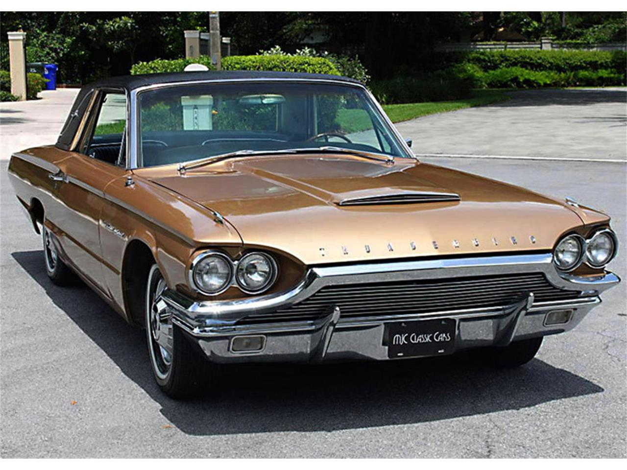 Large Picture of 1964 Ford Thunderbird - $24,500.00 Offered by MJC Classic Cars - NOG5