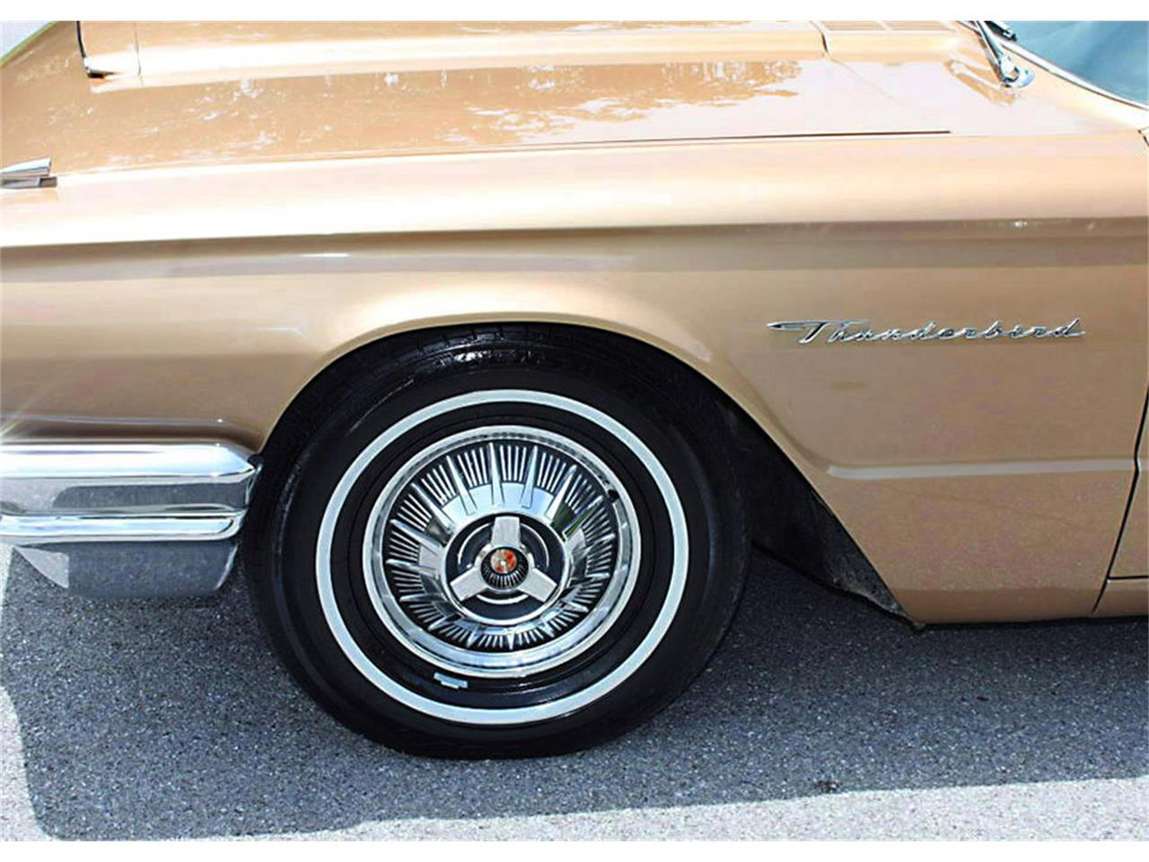 Large Picture of '64 Ford Thunderbird located in Lakeland Florida - NOG5