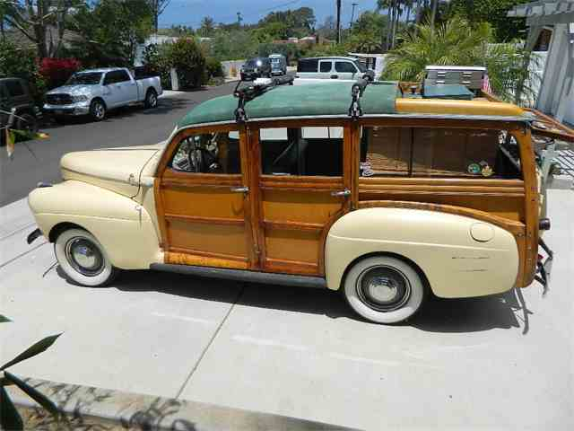 Picture of '41 Ford Woody Wagon located in California - NOGE