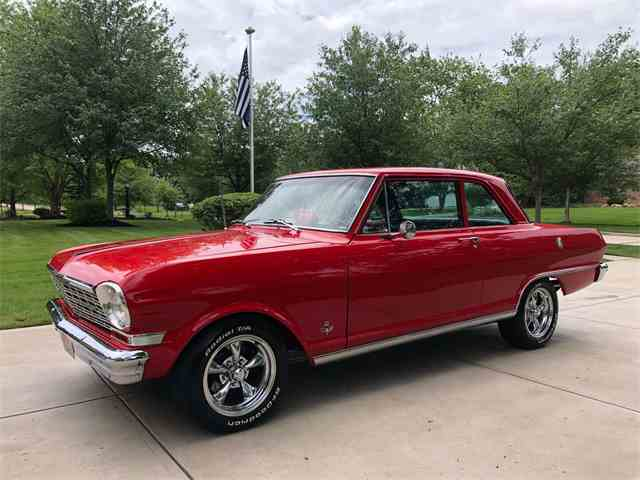 Picture of Classic 1963 Nova II Offered by  - NOGP