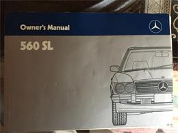 Picture of '87 560SL - NOGQ
