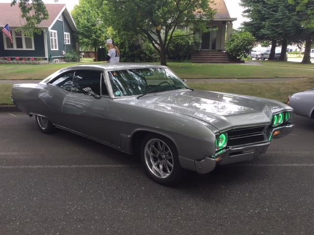 Picture of Classic 1967 Buick Wildcat located in Point Roberts Washington Offered by a Private Seller - NOGY