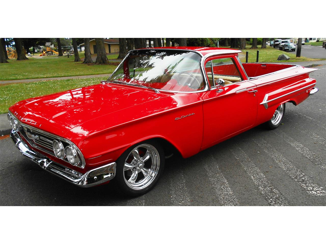 Large Picture of '60 Chevrolet El Camino - $42,950.00 - NOH0