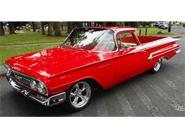 Picture of Classic '60 Chevrolet El Camino located in Tacoma Washington - NOH0