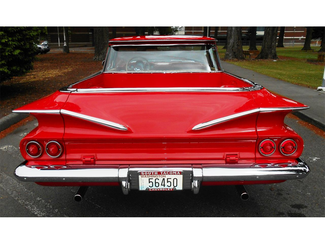 Large Picture of 1960 El Camino located in Tacoma Washington Offered by Austin's Pro Max - NOH0