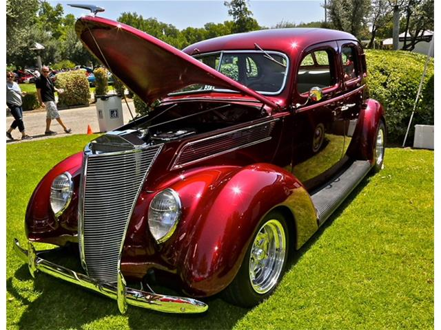 Picture of '37 4-Dr Sedan - NOH2