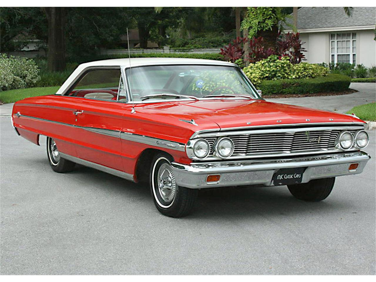 Large Picture of Classic '64 Ford Galaxie 500 - $27,500.00 Offered by MJC Classic Cars - NOH3
