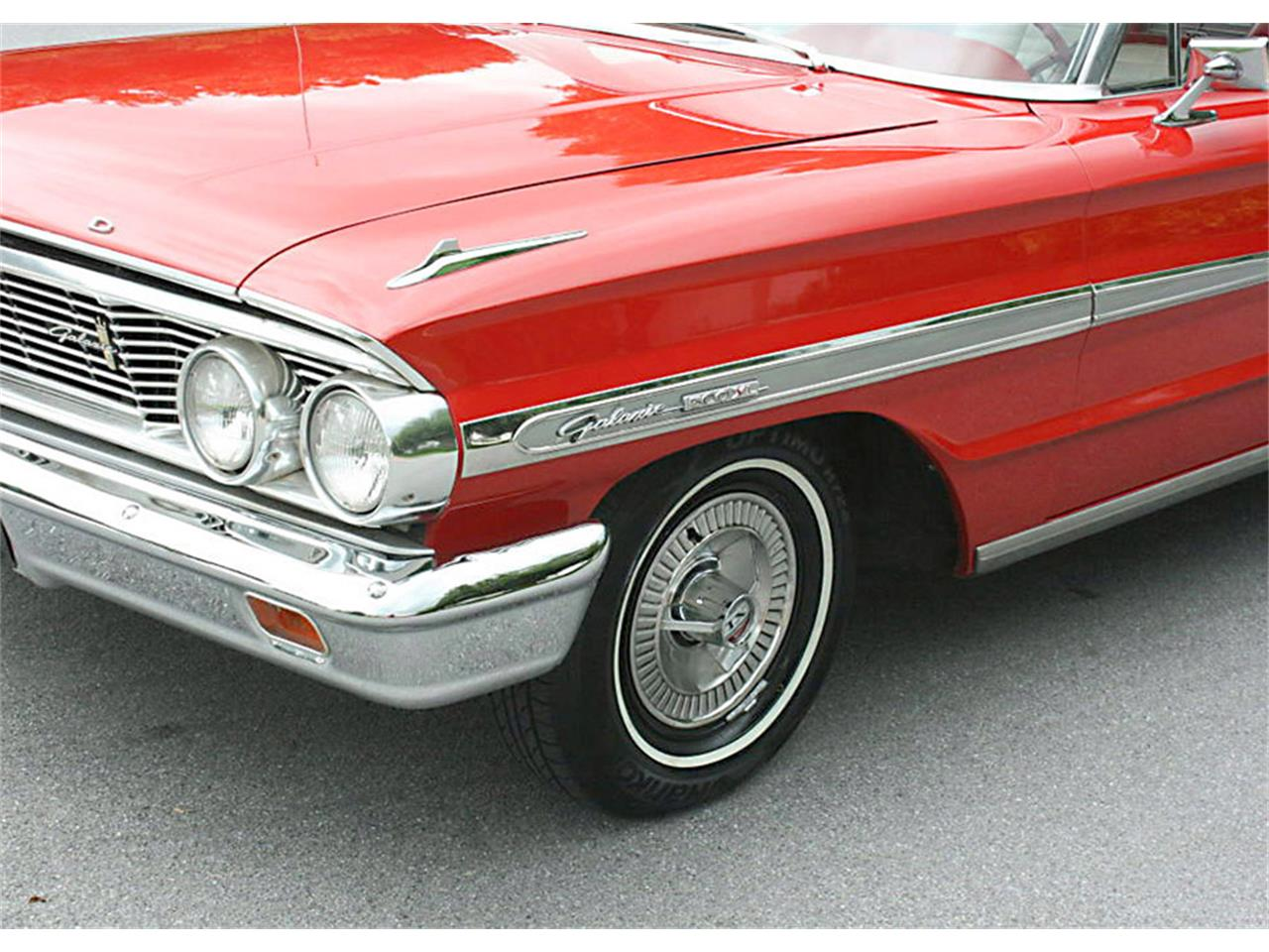 Large Picture of '64 Ford Galaxie 500 located in Lakeland Florida - $27,500.00 Offered by MJC Classic Cars - NOH3