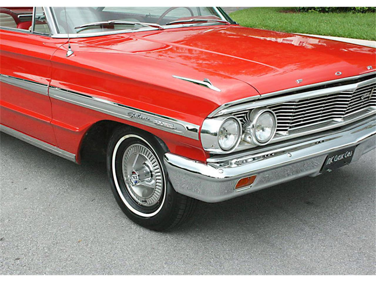 Large Picture of '64 Ford Galaxie 500 located in Florida - $27,500.00 Offered by MJC Classic Cars - NOH3