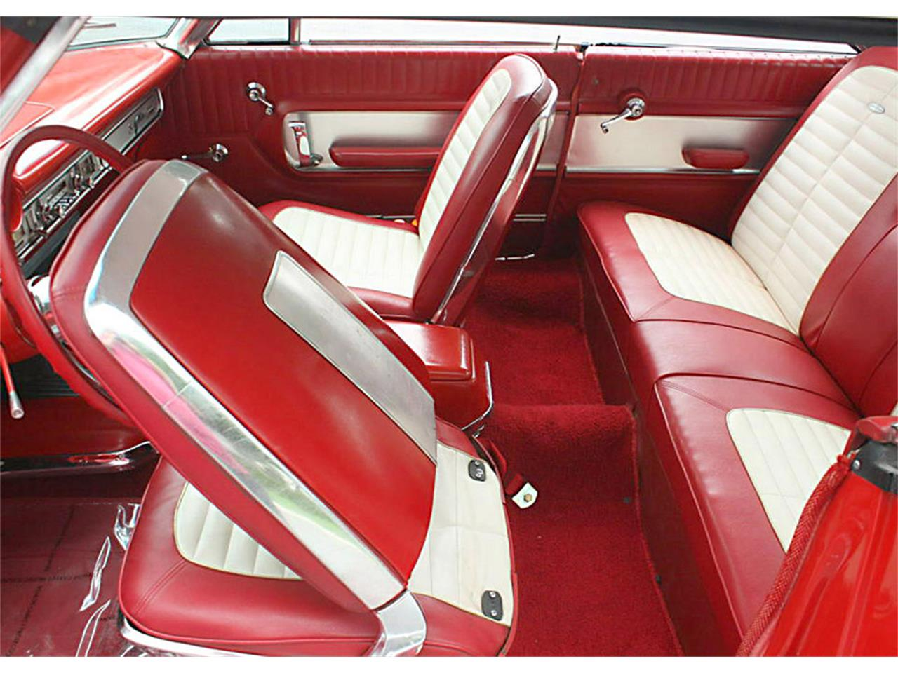 Large Picture of 1964 Ford Galaxie 500 located in Florida Offered by MJC Classic Cars - NOH3