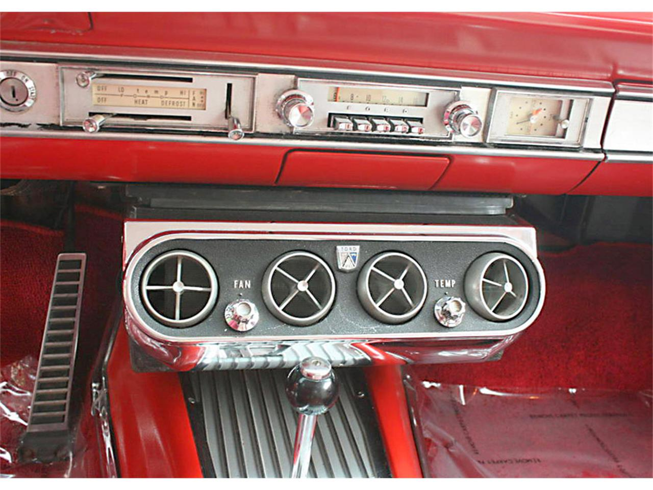 Large Picture of Classic 1964 Galaxie 500 located in Lakeland Florida - NOH3