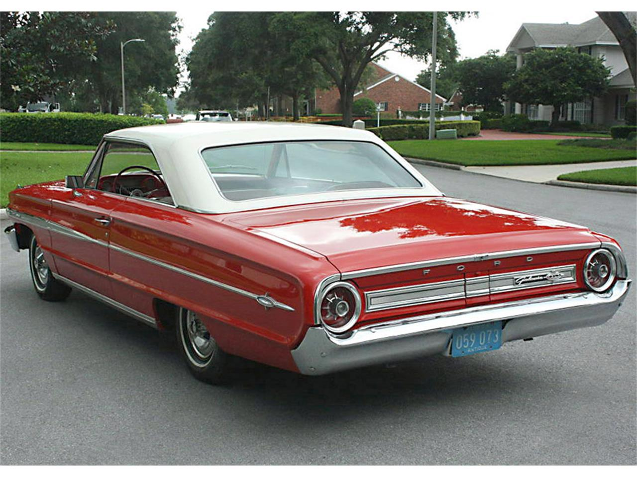 Large Picture of 1964 Galaxie 500 located in Lakeland Florida Offered by MJC Classic Cars - NOH3
