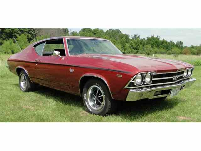 Picture of '69 Chevelle SS - NOH9
