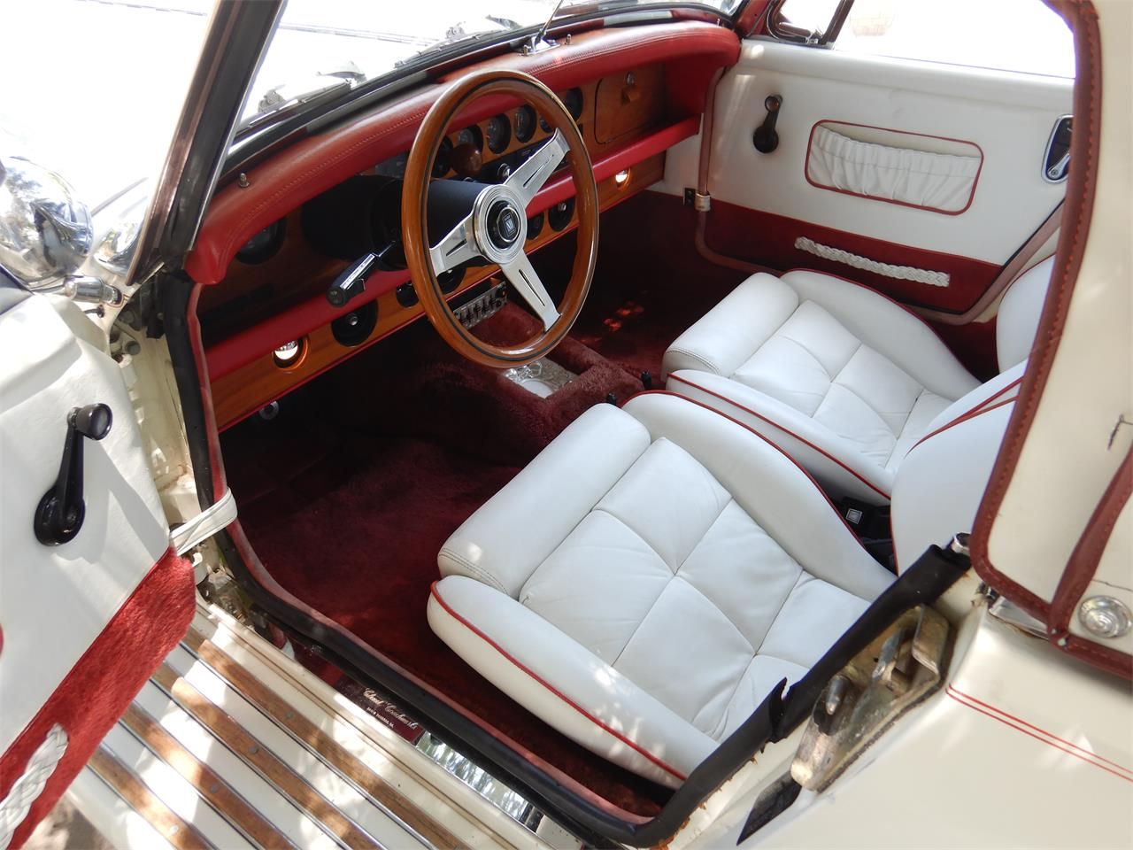 Large Picture of '78 Clenet Series I located in woodland hills California Offered by California Cadillac And Collectibles - NOHC