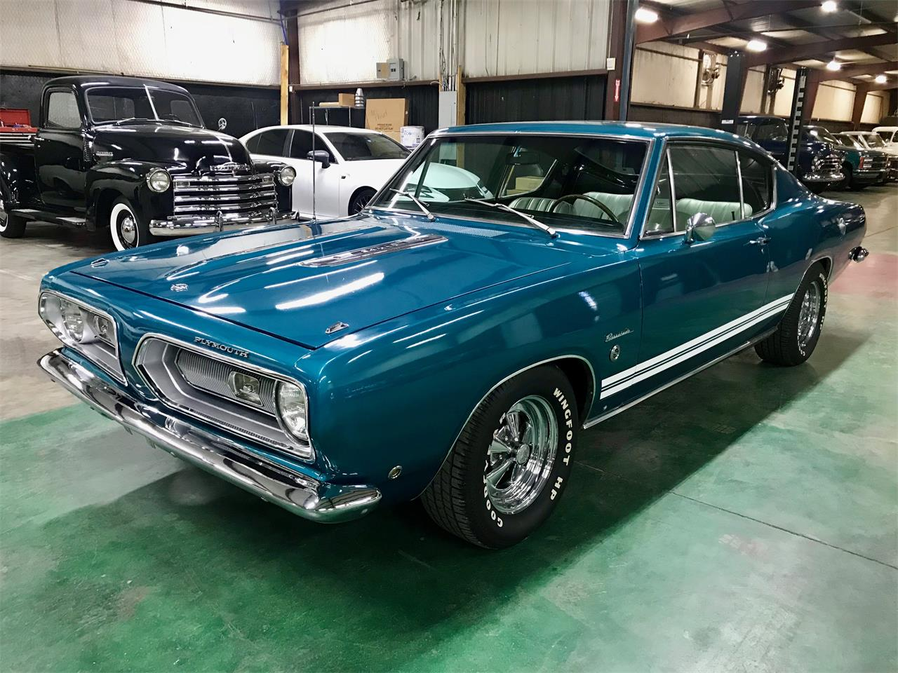 Large Picture Of 68 Barracuda