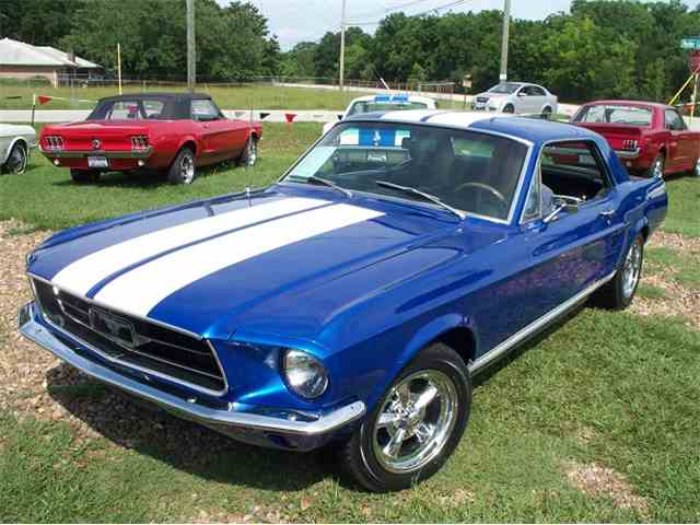 Picture of '67 Mustang - NOHM