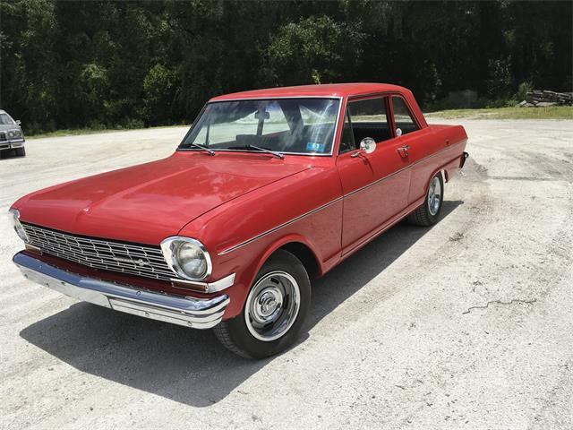 Picture of Classic 1964 Chevrolet Chevy II located in Dade City Florida - $25,500.00 Offered by  - NOHW