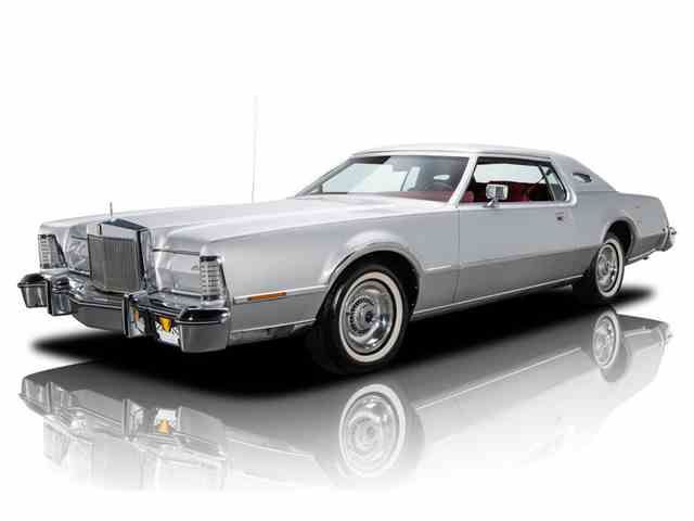 Picture of '76 Continental Mark IV - NOIX