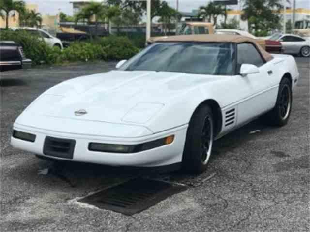 Picture of '93 Corvette - NOJA