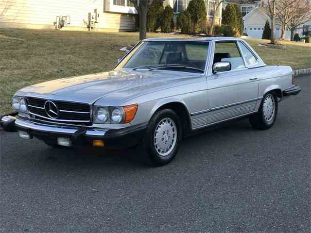 Picture of '84 380SL located in Carlisle Pennsylvania - NL55