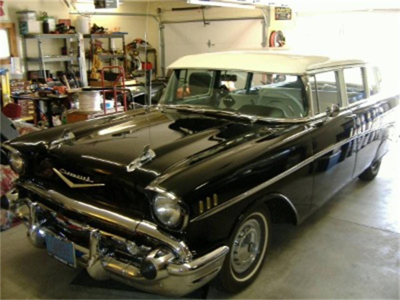 For Sale 1957 Chevrolet Station Wagon In Mundelein Illinois