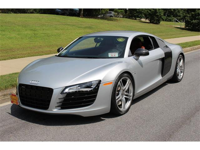 Picture of '09 R8 - NOK3