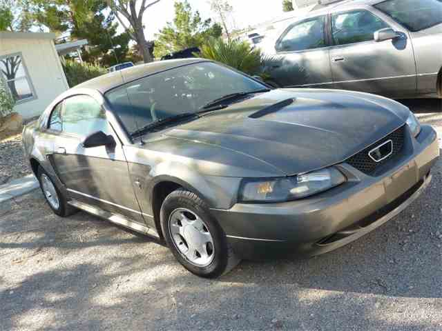 Picture of '01 Mustang - NOK7