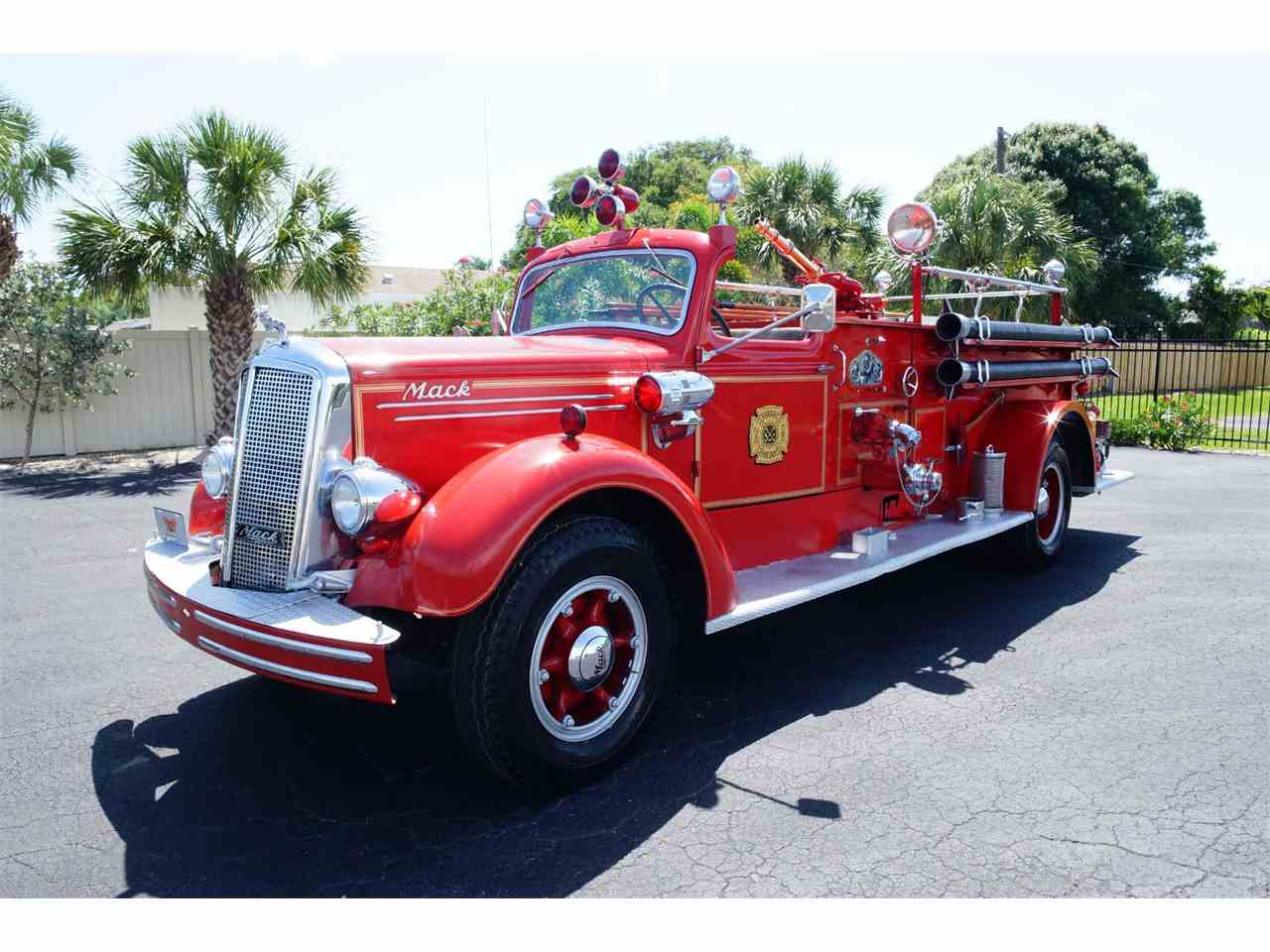 1943 mack fire truck for sale classiccars com cc 1104924 volvo semi truck wiring diagram large picture of '43 fire truck nokc