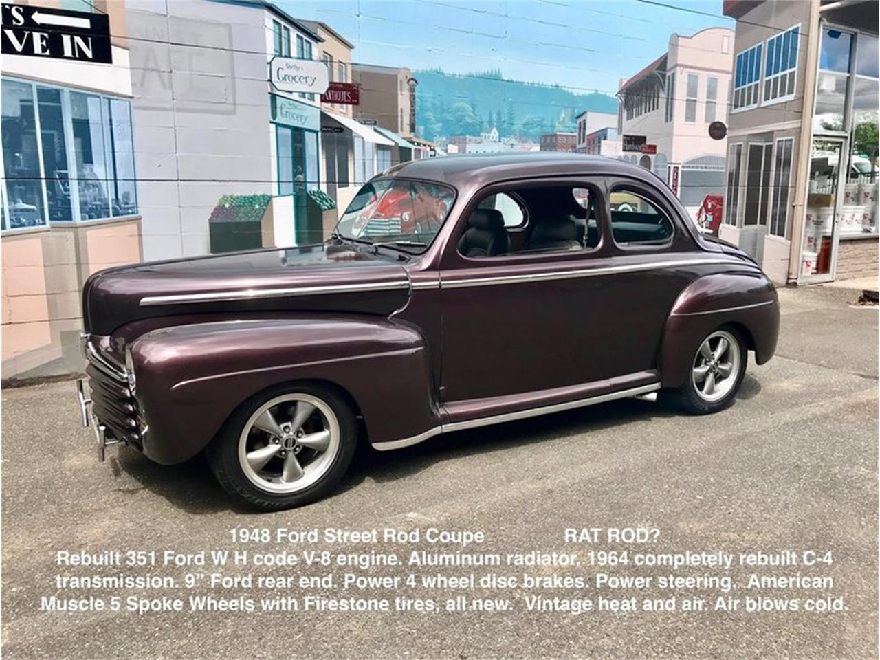1948 Ford Coupe For Sale Cc 1104929 1964 Rear End Codes Large Picture Of 48 Nokh