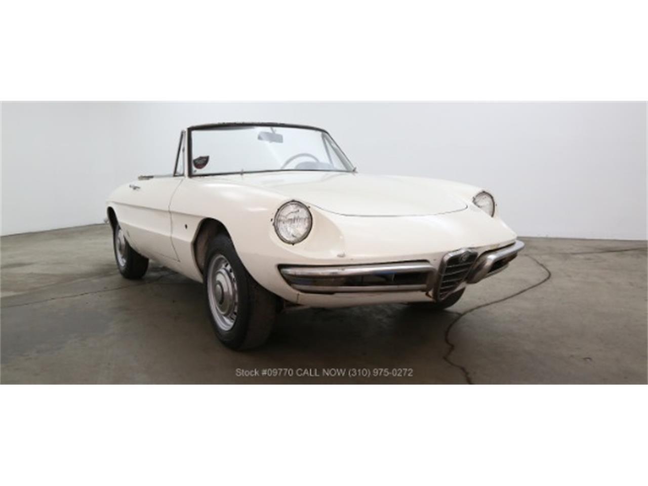 Alfa Romeo Spider For Sale ClassicCarscom CC - 1967 alfa romeo spider for sale