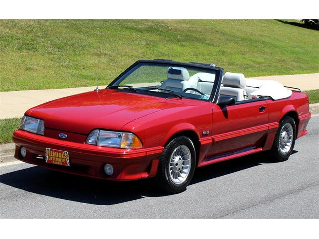 Picture of '87 Mustang - NOKQ