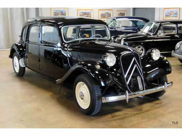 Picture of 1957 Citroen Traction Avant - NL5B