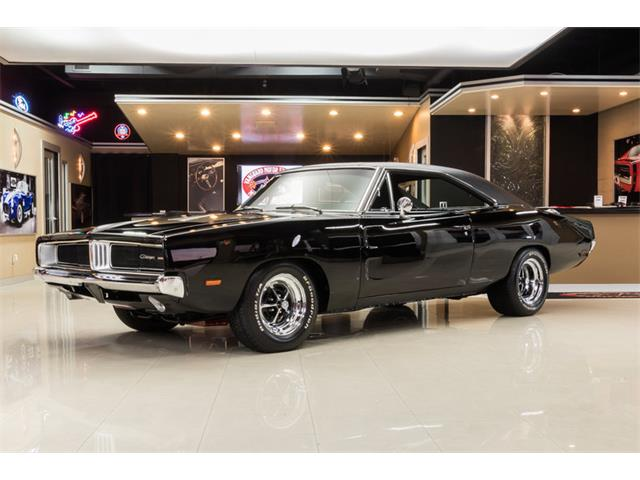 Picture of Classic '69 Charger located in Plymouth Michigan Offered by  - NOL8