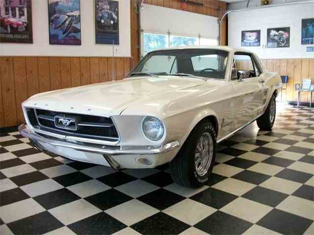Picture of '67 Mustang - NL5C