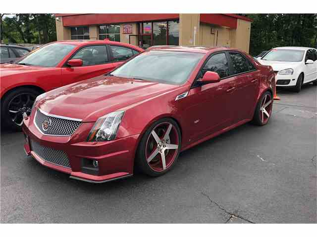 Picture of '09 CTS - NL5D