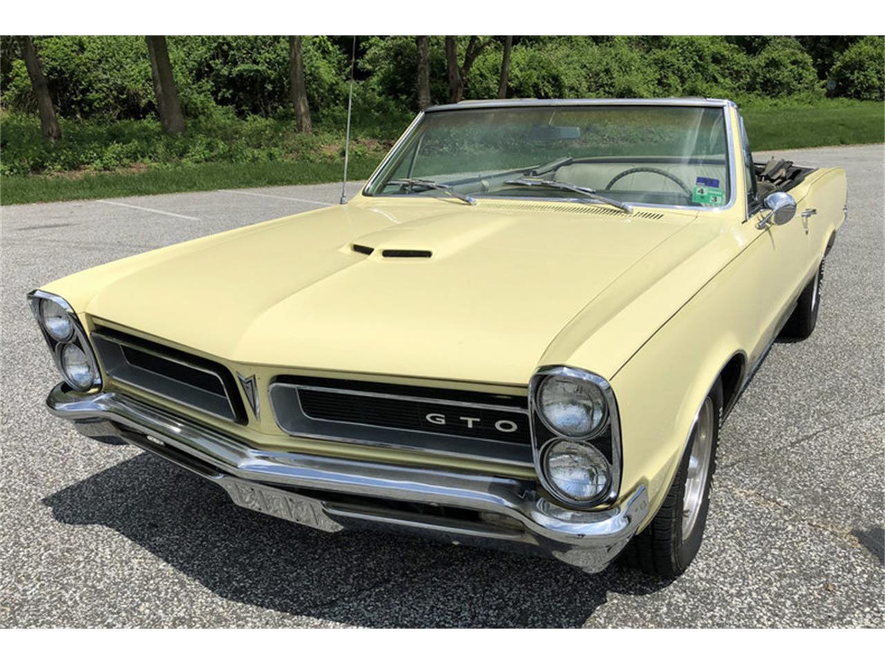 Large Picture of '65 GTO - NOLP
