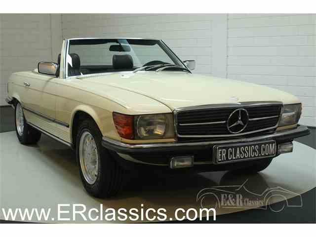 Picture of '84 380SL - NOLW