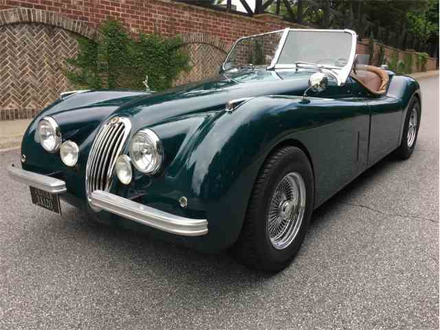 Picture of '52 XK120 - NOM6